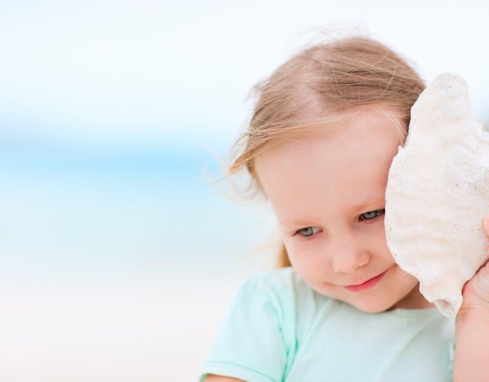 ipoacusia nei bambini