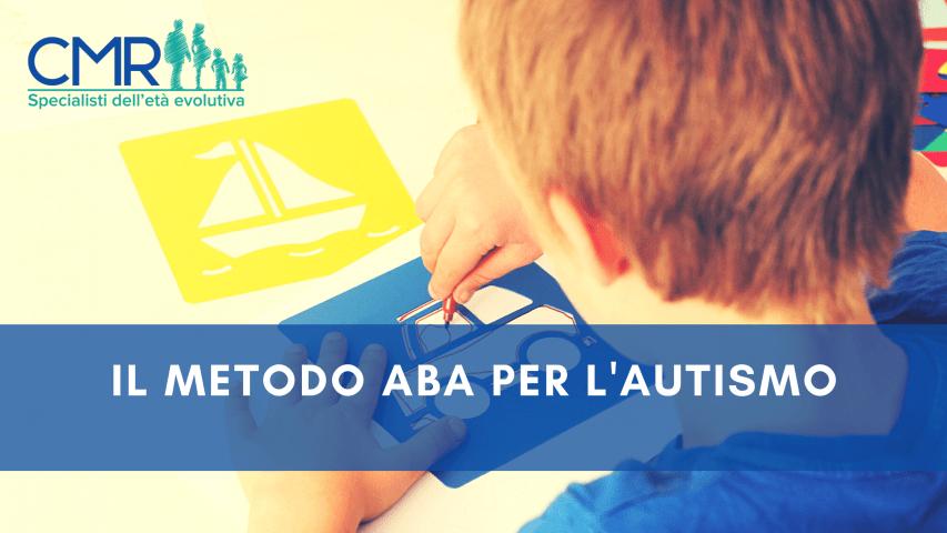 metodo ABA autismo