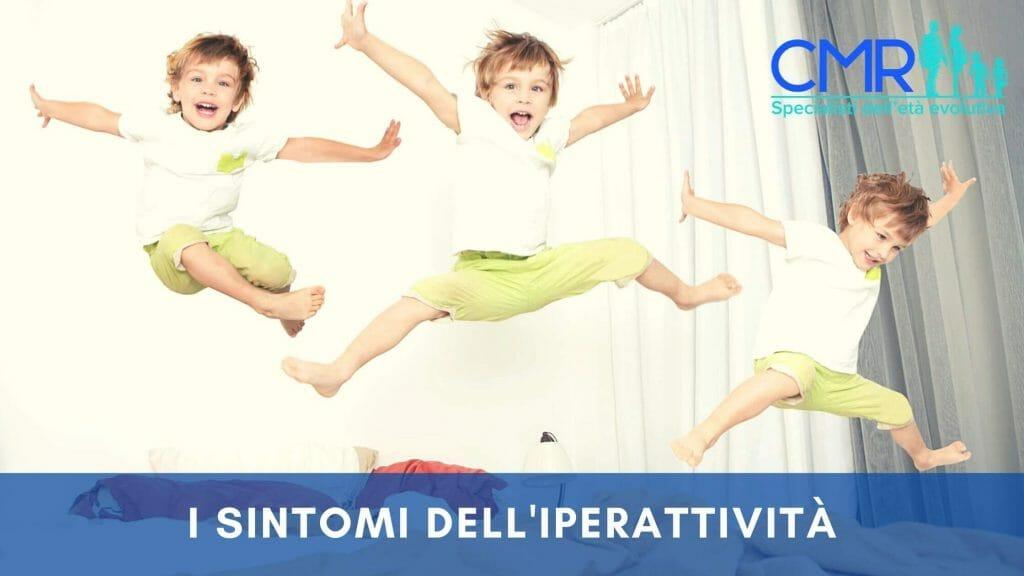 bambini iperattivi sintomi