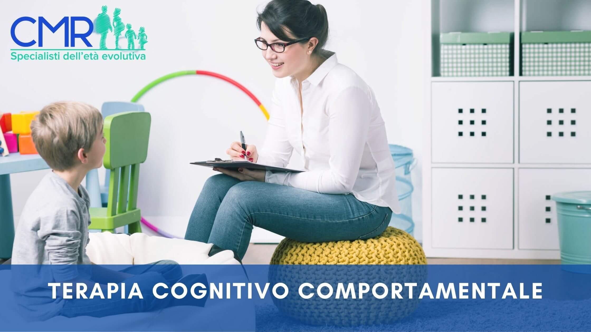 terapia cognitivo comportamentale nei bambini