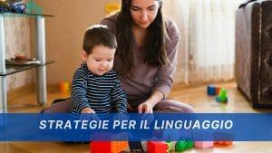 Strategie per il linguaggio